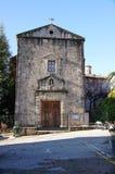 Iglesia圣阿古斯丁jarandilla de la维拉 免版税库存照片