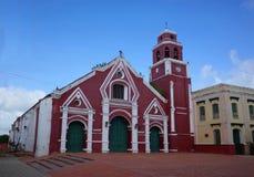 Iglesia旧金山, Mompox 库存图片