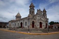 Iglesia瓜德罗普 图库摄影