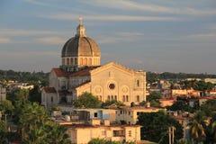 Iglesia Иисус de Miramar в Havanna стоковые фотографии rf