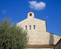 Iglesia 1 de Heptapegon Imagenes de archivo