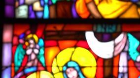 Iglesia almacen de metraje de vídeo