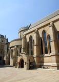 Iglesia 2 del templo Imágenes de archivo libres de regalías