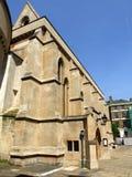 Iglesia 6 del templo Imagenes de archivo