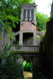 Iglesia abandonada Imagen de archivo