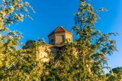 Iglesia abandonada por la playa en Toscana - 4 Foto de archivo libre de regalías