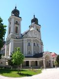 Iglesia alemana imagen de archivo
