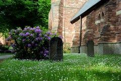 Iglesia Anglicana en Estocolmo Fotografía de archivo libre de regalías