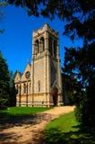 Iglesia antigua Foto de archivo libre de regalías
