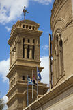 Iglesia antigua en El Cairo Imagen de archivo libre de regalías
