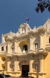 Iglesia Antigua Guatemala de Merced del La Imagenes de archivo