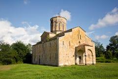 Iglesia antigua vieja Catedral de Mokva de la suposición de la Virgen María bendecida Foto de archivo
