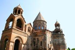 Iglesia apostólica antigua en Armenia Imagen de archivo libre de regalías