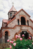 Iglesia armenia. Imágenes de archivo libres de regalías