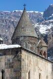 Iglesia armenia 6 Fotografía de archivo libre de regalías