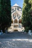 Iglesia armenia de St Ripsime en Yalta Imágenes de archivo libres de regalías