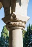 Iglesia armenia de St Ripsime en Yalta Foto de archivo libre de regalías