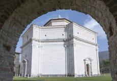 Iglesia, arquitectura italiana, XVI siglo Fotos de archivo
