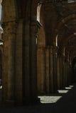 Iglesia arruinada vieja Imagenes de archivo