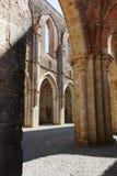 Iglesia arruinada vieja Imagen de archivo