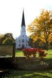 Iglesia baptista Fotografía de archivo libre de regalías