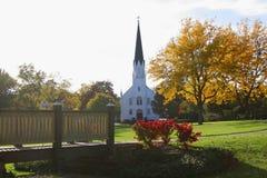 Iglesia baptista Foto de archivo libre de regalías