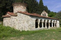 Iglesia bizantina Imagen de archivo libre de regalías