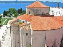 Iglesia bizantina Fotos de archivo libres de regalías