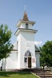 Iglesia blanca 151 Foto de archivo