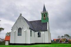 Iglesia blanca Imagen de archivo