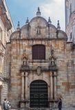 Iglesia Bogotá Colombia de San Francisco Imágenes de archivo libres de regalías