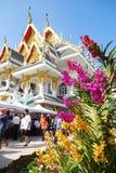Iglesia budista Imagen de archivo libre de regalías