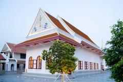 Iglesia budista tailandesa foto de archivo