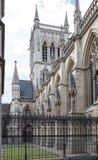 Iglesia Cambridge Inglaterra Imágenes de archivo libres de regalías