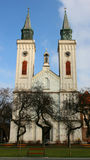 Iglesia carmelita Fotografía de archivo libre de regalías