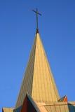 Iglesia católica. Fotografía de archivo