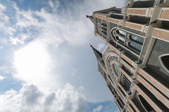 Iglesia católica imagen de archivo