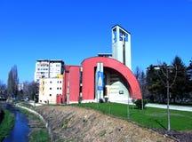 Iglesia católica Foto de archivo libre de regalías