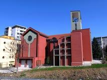 Iglesia católica Foto de archivo
