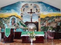 Iglesia católica Fotografía de archivo libre de regalías