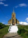 Iglesia católica de la ascensión Fotos de archivo