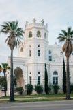 Iglesia católica del corazón sagrado, en Galveston, Tejas foto de archivo