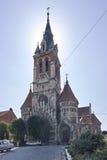 Iglesia católica del siglo del St Stanislaus XVIII Fotos de archivo