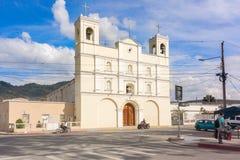 Iglesia católica en Jalapa, Guatemala Fotografía de archivo libre de regalías