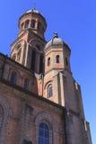 Iglesia católica en Jeonju Imagen de archivo