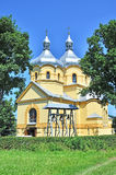 Iglesia católica griega Fotografía de archivo