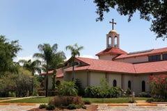 Iglesia católica moderna Foto de archivo