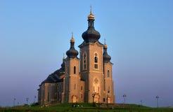 Iglesia católica romana Fotografía de archivo