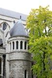 Iglesia católica romana de San Jaime en Londres Foto de archivo