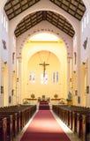 Iglesia Catedral De San Agustin de talki Zdjęcie Stock